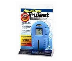 Digitális vízelemző Tru Test pH,FrCl,TA 25 db tesztcsíkkal