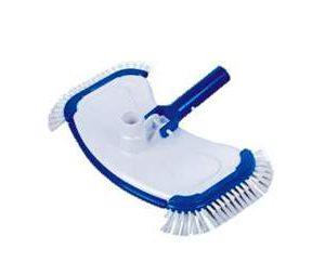 Porszívófej oldalsörtés kék-fehér Basic