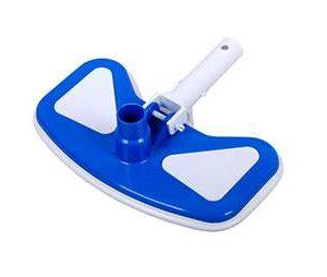 Porszívófej kék -fehér basic